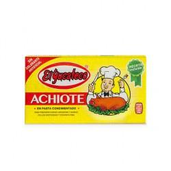 Achiote yucateco