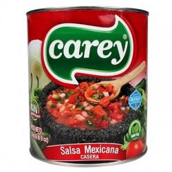 Salsa mexicana casera Carey