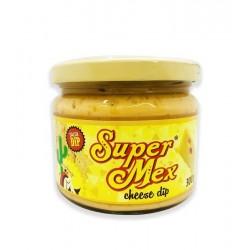 salsa queso cheddar supermex