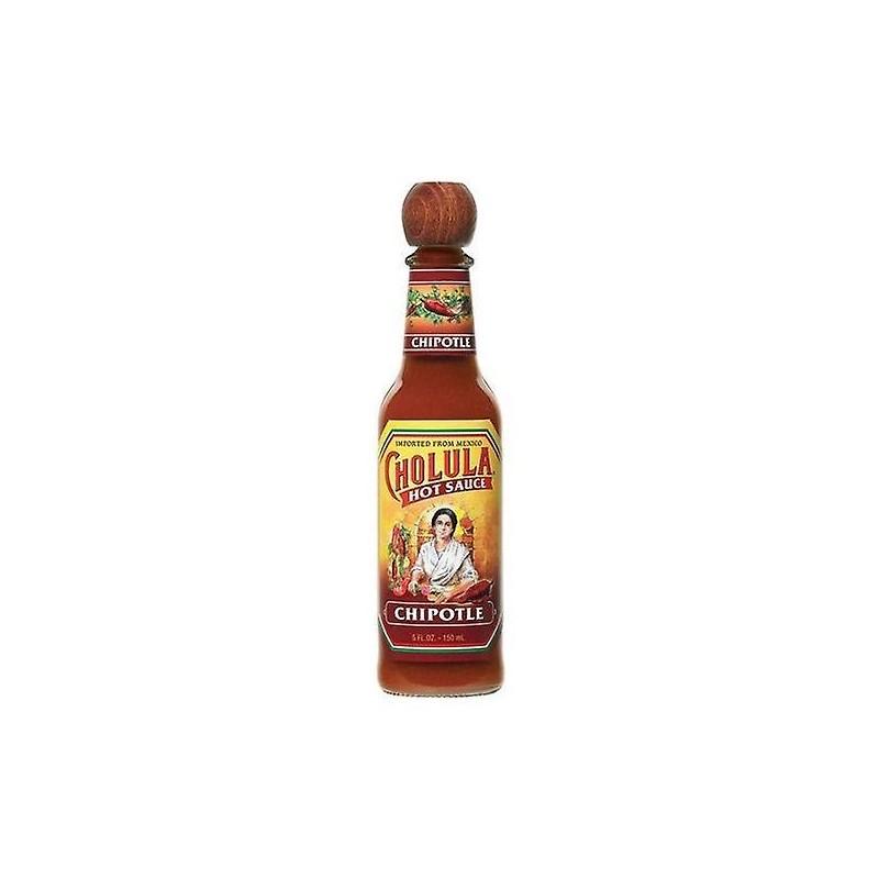 Salsa chipotle Cholula