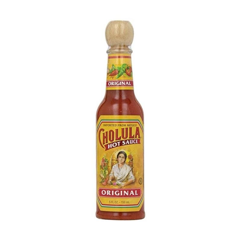 Salsa Picante Tradicional Cholula