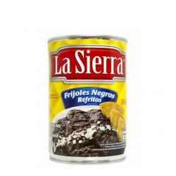Frijol Negro Refrito La Sierra 430gr