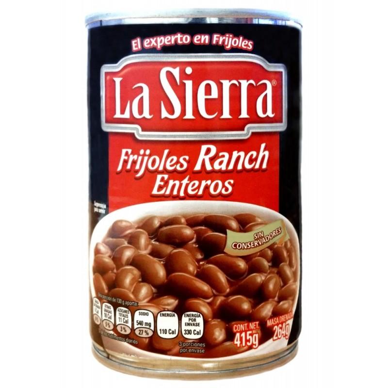 Frijol Ranchero La Sierra 415gr