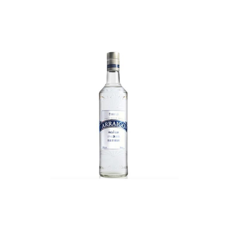 Tequila arraigo Blanco