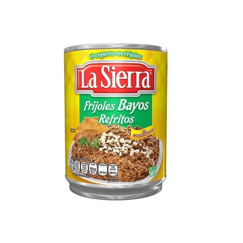 Frijol Bayo Refrito 430g