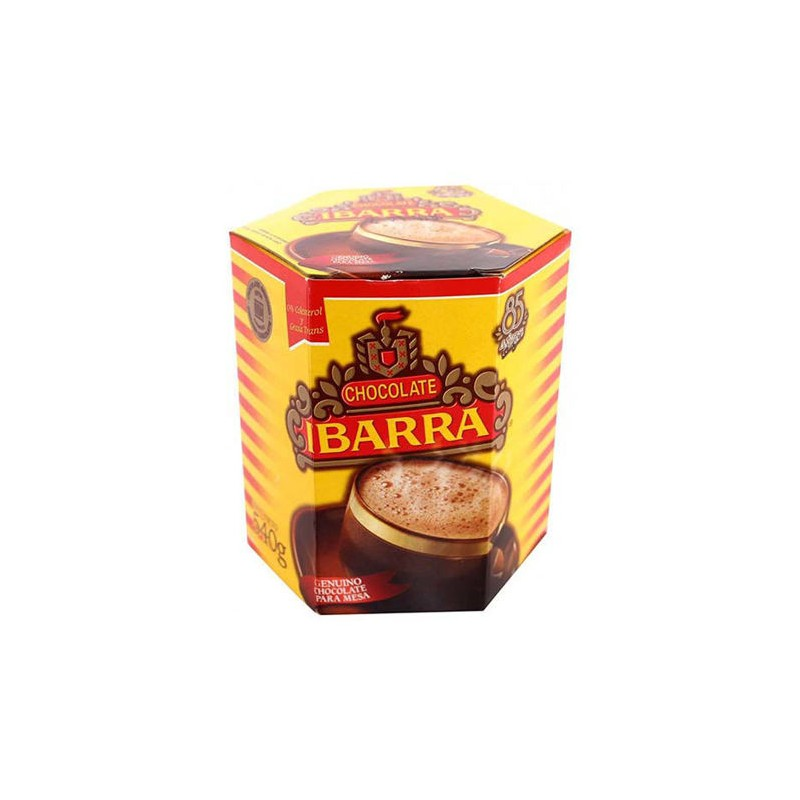 Chocolate Ibarra Tableta 540gr