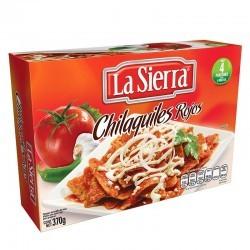 Chilaquiles rojos 370gr