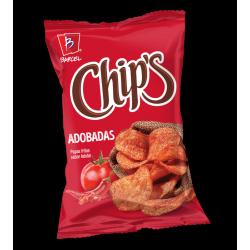 Chips Adobadas Barcel 45grs