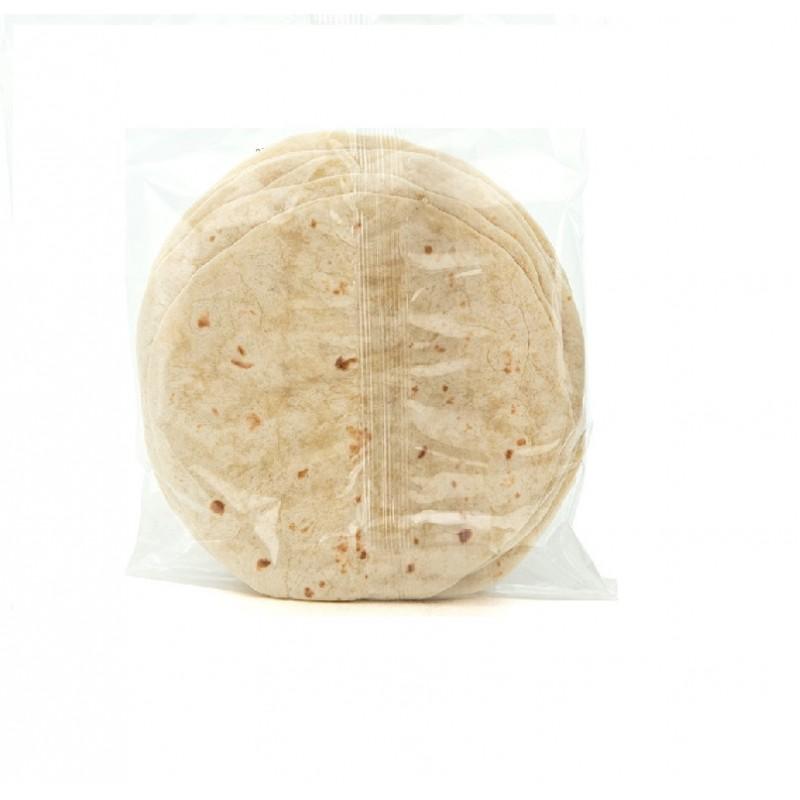 Tortillas de trigo 15 cm 18uni