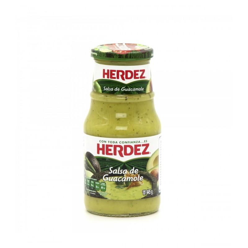 Salsa de guacamole Herdez 240gr