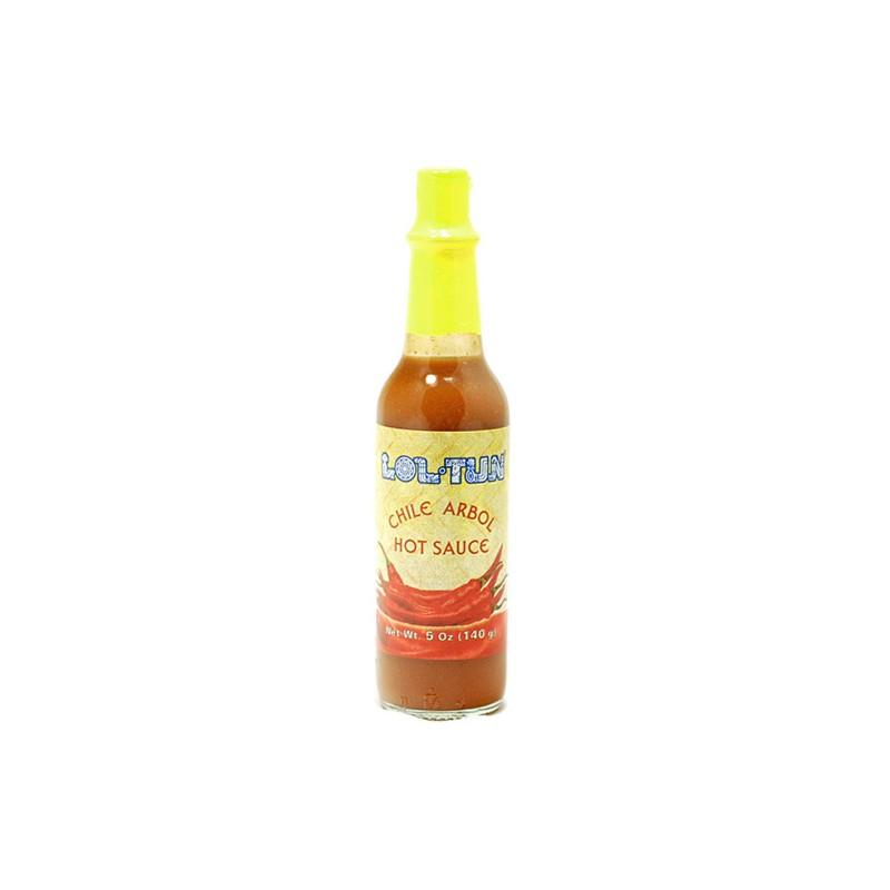 Salsa de Chile de Arbol 150g Lol-Tun