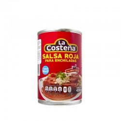 Salsa enchiladas roja La Costeña 420gr