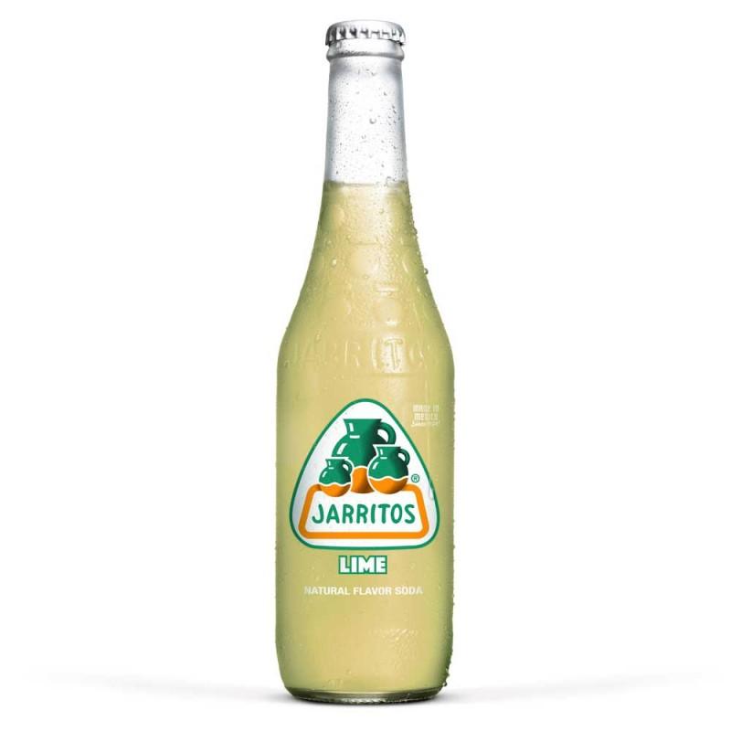 Botella Jarritos de lima limón 370ml