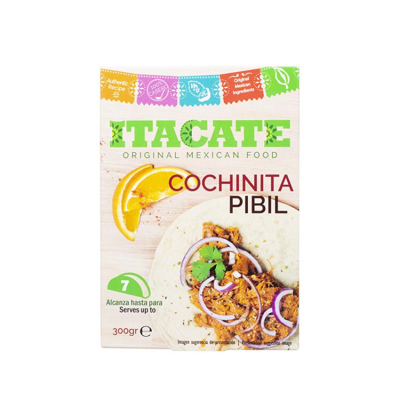 Cochinita pibil Itacate 300gr