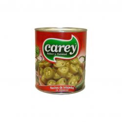 Jalapeños en rodajas para nachos Carey