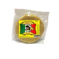 Tortilla maíz blanca 12cm 20U Lupita