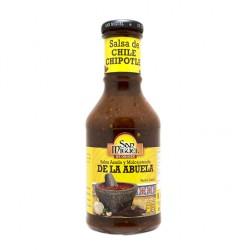 "Salsa de chile Chipotle ""de la abuela"",  450g San Miguel"