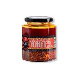 salsa macha cacahuate 230 gr Xatze