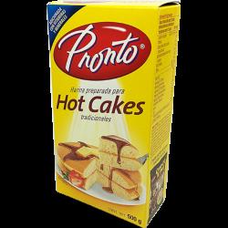 Harina para hot cakes Pronto 500gr