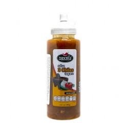 Salsa Tres chiles 265ml Zaaschila