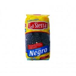 Frijoles secos negros 1Kg La Sierra
