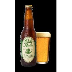 Cerveza artesanal 8 Reales lager