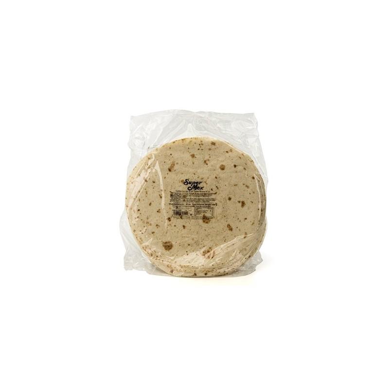 Tortillas de trigo de 30cm