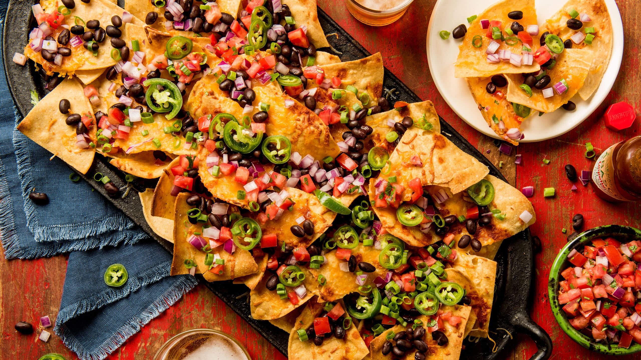 Jalapeños en rodajas para nachos